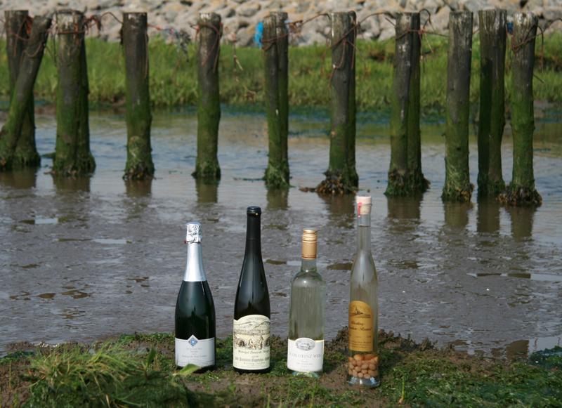 Weinhandel Deichwinzer: Wir führen u. a. Wein Sekt Edelbrände